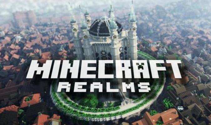 i Minecraft realms