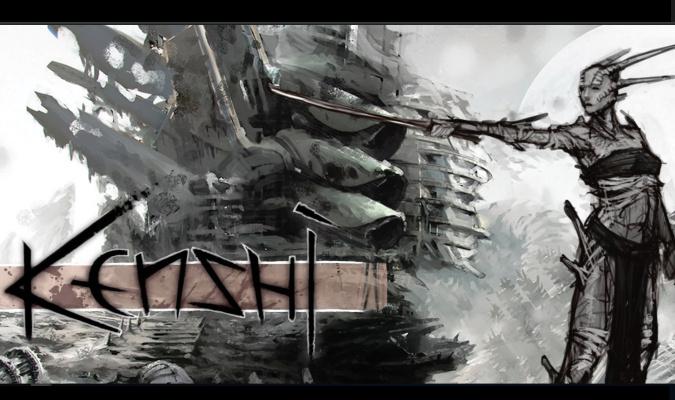 Kenshi タイトル画像