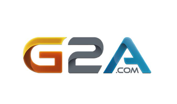 G2Aのロゴ画像