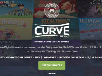 CURVE DIGITAL BUNDLEのタイトル画像