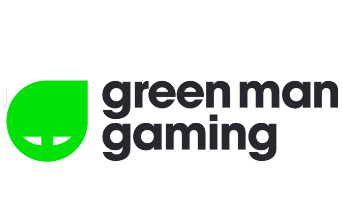 Green Man Gamingのロゴ画像